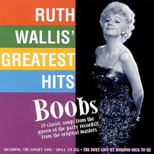 Ruth Wallis – Greatest Hits – CD