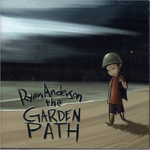 Ryan Anderson – The Garden Path – CD