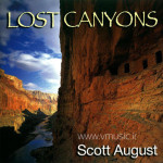 Scott August - Lost Canyons - CD