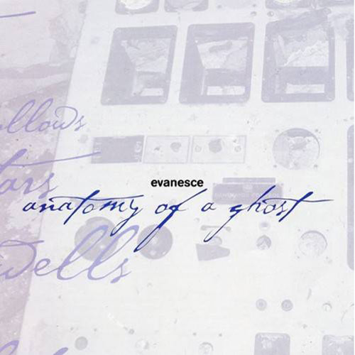 The Anatomy of A Ghost – Evenesce – CD
