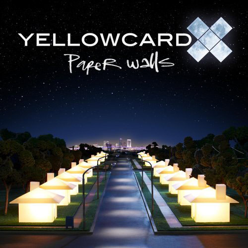Yellowcard – Paper Walls – CD