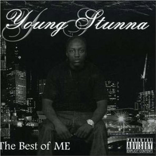 Young Stunna – The Best Of Me – CD