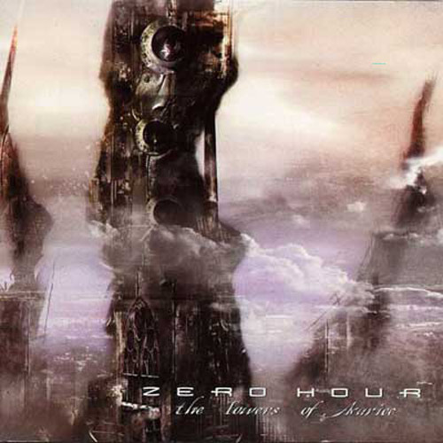 Zero Hour – The Towers of Avarice – CD