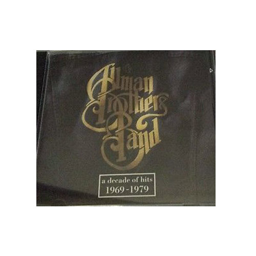 The Allman Brothers Band – A Decade of Hits 1969-1979 – CD