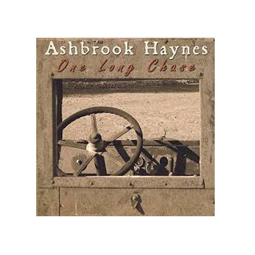 Ashbrook Haynes – One Long Chase – CD