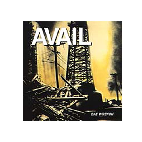 Avail – One Wrench – CD