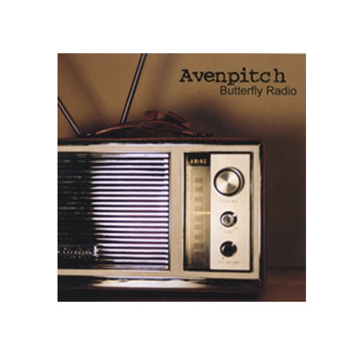 Avenpitch – Butterfly Radio – CD