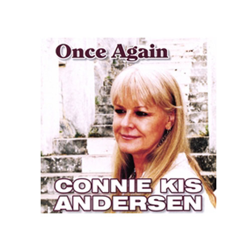 Connie Kis Anderson – Once Again – CD