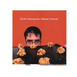 Scott Alexander - Makes Friends - CD