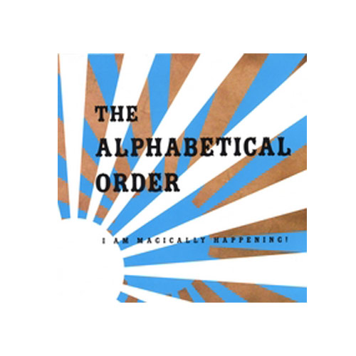 The Alphabetical Order – I Am Magically Happening! – CD