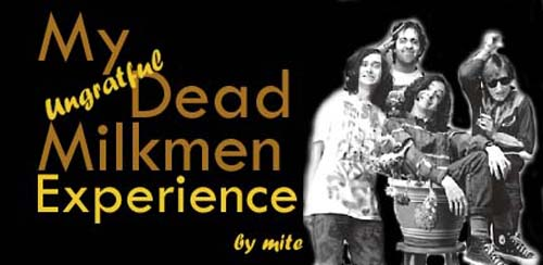 Interview with The Dead Milkmen