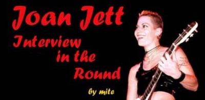 Interview with Joan Jett