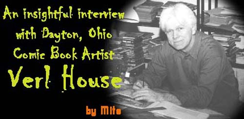 Interview with Artist Verl House