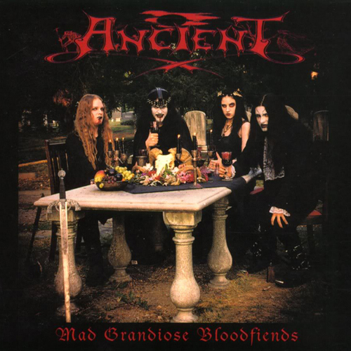 Ancient – Mad Grandiose Bloodfiends – CD