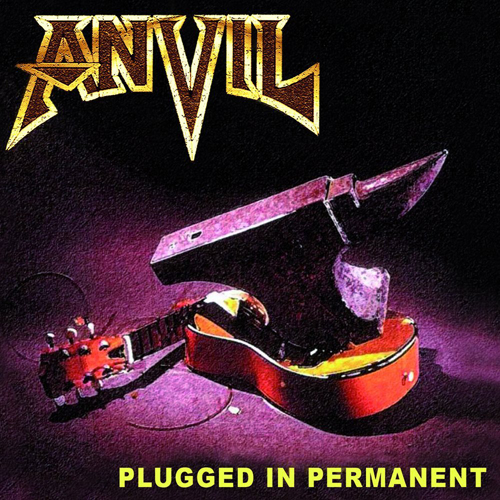 Anvil – Plugged in Permanent – CD