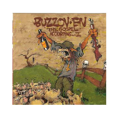 Buzzoven – The Gospel According…II – CD