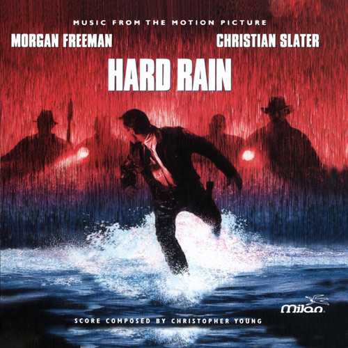 Christopher Young – Hard Rain Soundtrack – CD