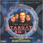 David Arnold  Joel Goldsmith - Stargate SG-1 - CD