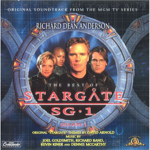 David Arnold / Joel Goldsmith – Stargate SG-1 – CD