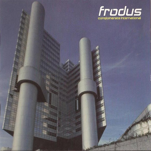 Frodus – Conglomerate International – CD