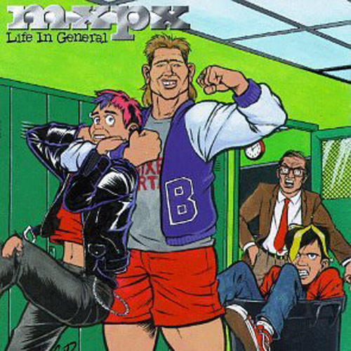 MXPX – Life in General – CD