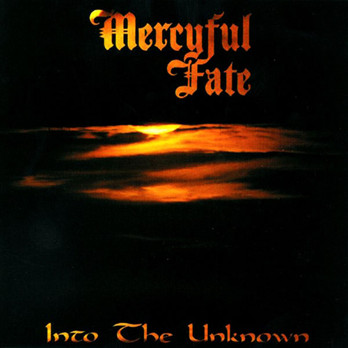 Mercyful Fate – Into the Unknown – CD