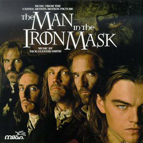 Nick Glennie-Smith – The Man in the Iron Mask – CD