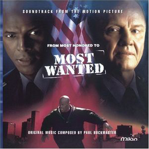 Paul Buckmaster – Most Wanted Soundtrack – CD