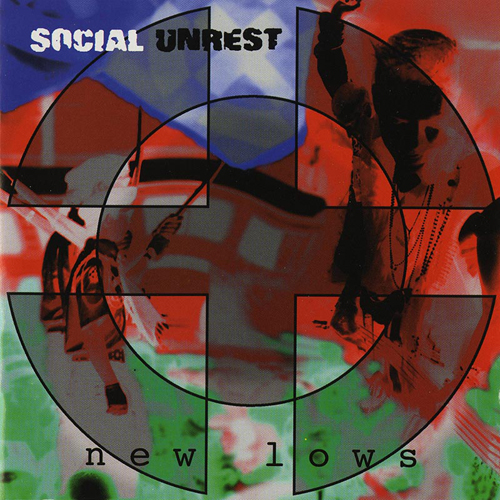 Social Unrest – New Lows – CD