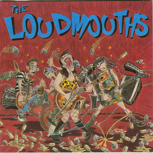 The Loudmouths – The Loudmouths – CD