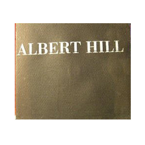 Albert Hill – Albert Hill – CD