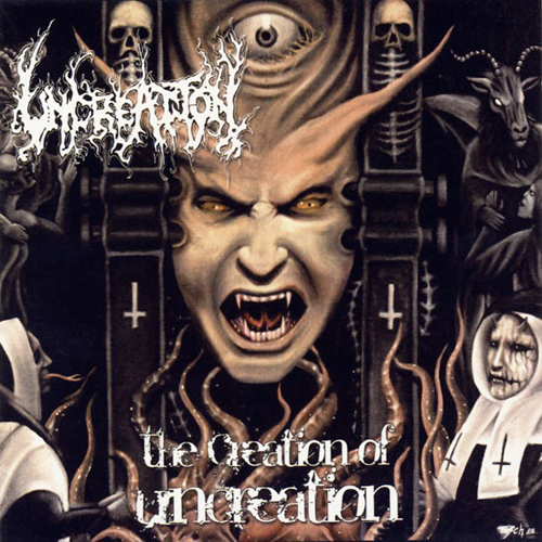 Uncreation – Uncreation – CD