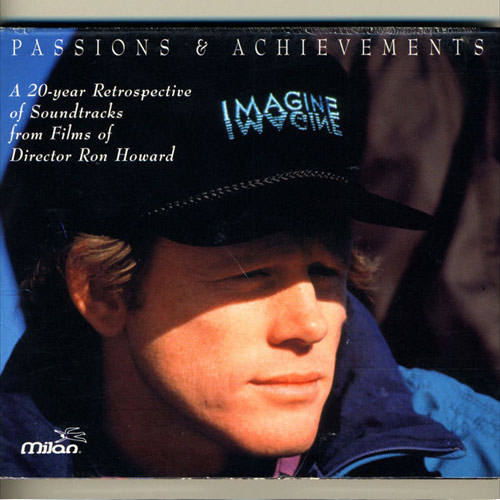 V/A – Ron Howard – Passions & Achievements – CD