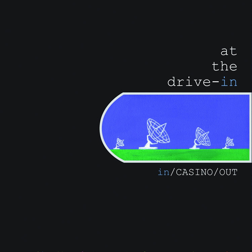 At the dive-in – in/CASINO/OUT – CD