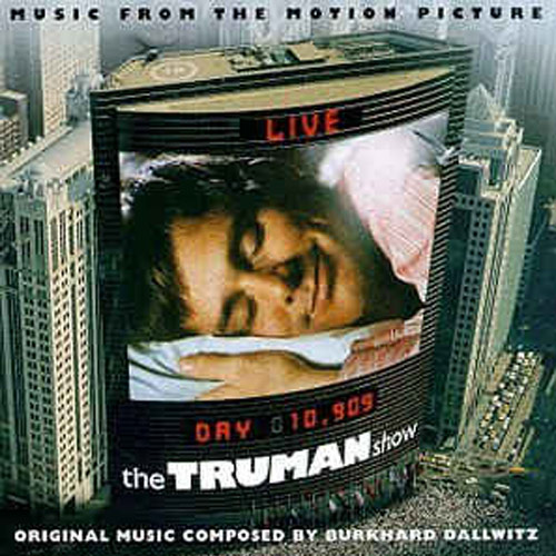 Burkhard Dallwitz – The Truman Show – CD