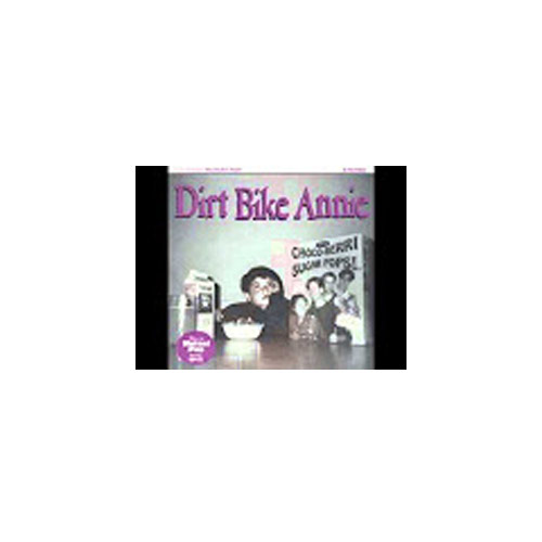 Dirt Bike Annie – Letters & Numbers – 7″