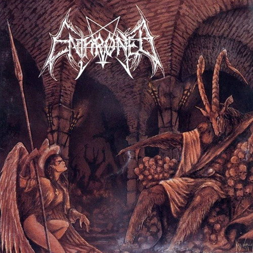 Enthroned – Towards the Skullthrone of Satan – CD