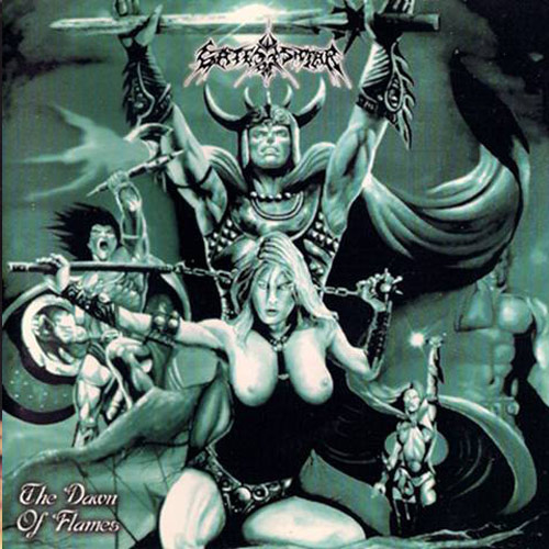 Gates of Ishtar – The Dawn of Flames – CD