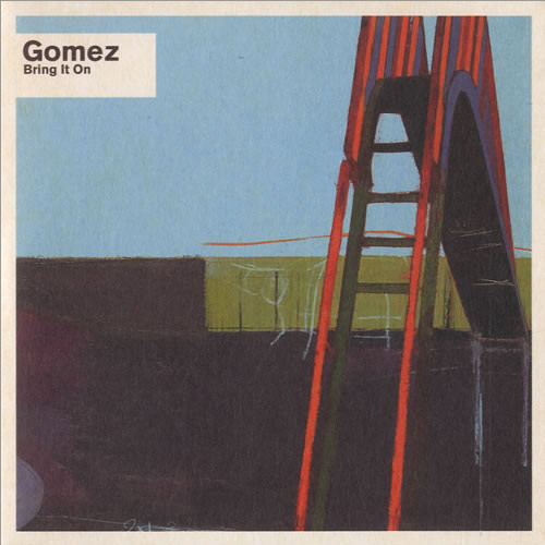 Gomez – Bring it On – CD