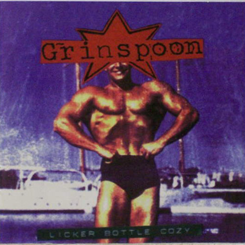 Grinspoon – Licker Bottle Cozy – CD