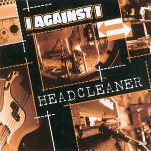 I Against I – Headcleaner – CD