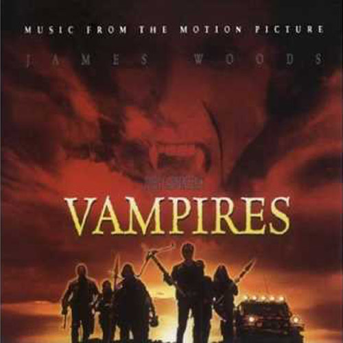 James Woods – John Carpenter's Vampires – CD