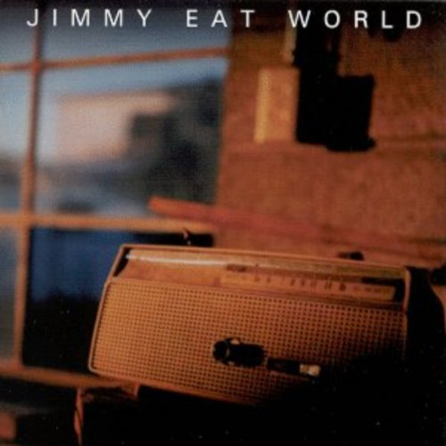 Jimmy Eat World – Jimmy Eat World EP – CD