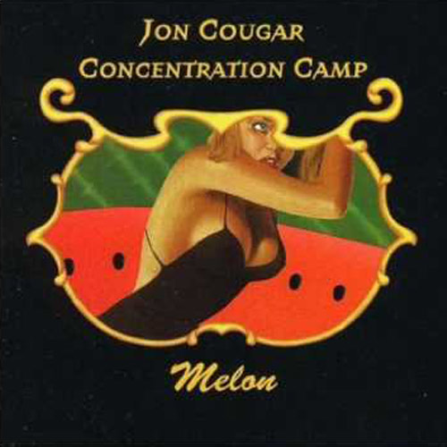 Jon Cougar Concentration Camp – Melon – CD