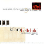 Kilara & Hellchild - The Kutna Hora Split Compact Disc - CD