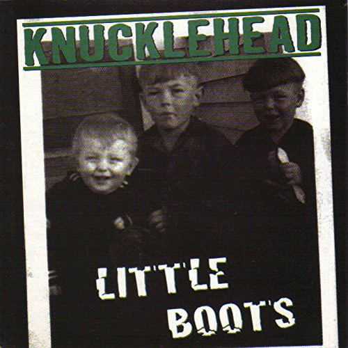 Knucklehead Little Boots – CD