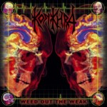 Konkhra - Weed Out the Weak - CD