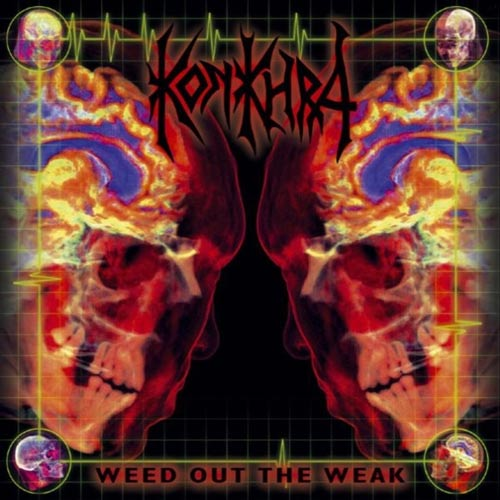 Konkhra – Weed Out the Weak – CD