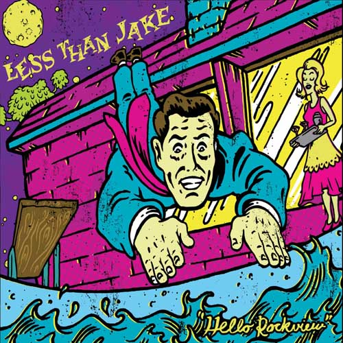 Less Than Jake – Hello Rockview – CD