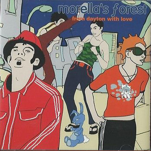 Morrella's Forest – From Dayton with Love – CD